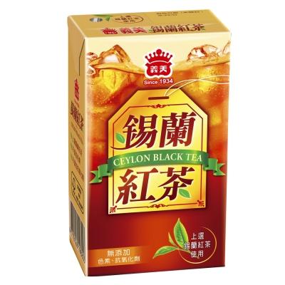 義美 錫蘭紅茶(250mlx24入)