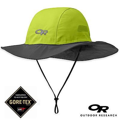 【美國 Outdoor Research】Sombrero 防水透氣防風大盤帽_亮綠