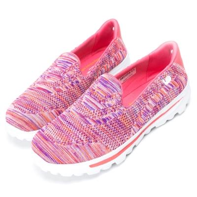 SNAIL-女休閒鞋-粉紅