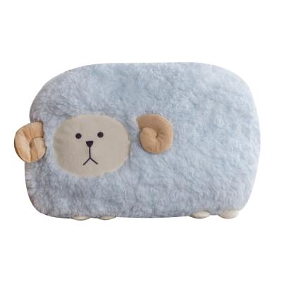 CRAFTHOLIC 宇宙人 蔚藍天空熊造型抱枕
