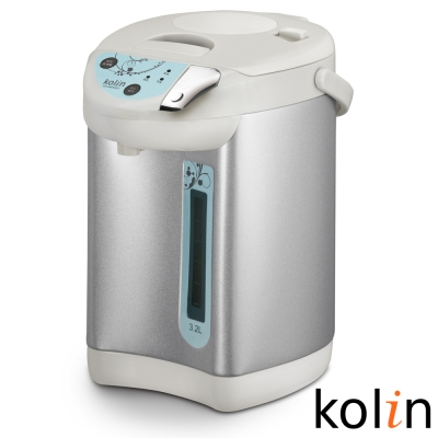 歌林3-2L能效電熱水瓶KPJ-MNR3221