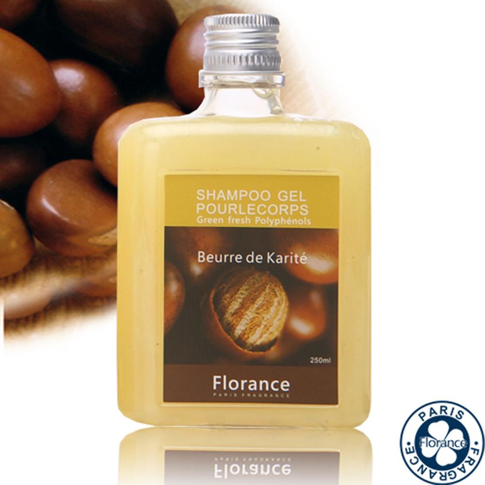《paris fashion巴黎香氛》乳油木果脂洗髮乳-250ml