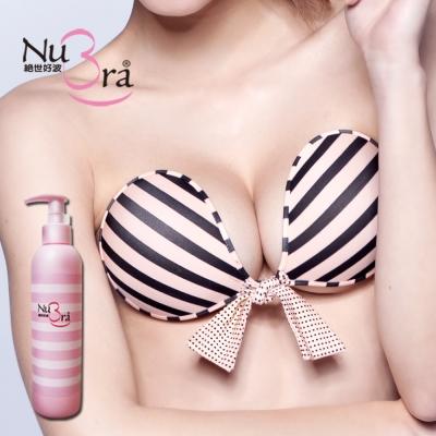 NuBra-隱形胸罩-戀戀條紋-洗潔液