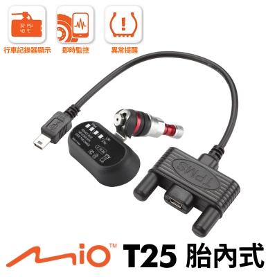 Mio MiTIRE T25 KIT USB胎壓偵測套件(胎內式)-急速配