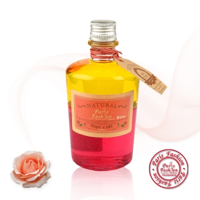 paris fragrance巴黎香氛  玫瑰按摩油-500ml