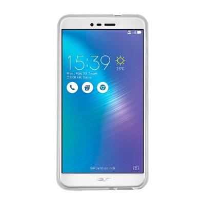 LUCCIDA ASUS Zenfone3 Max ZC520TL 超薄透明軟式保護套