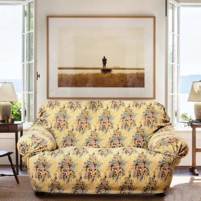 格藍家飾 瑞華彈性沙發便利套1+2+3人座