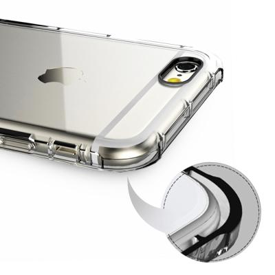 防摔專家 Apple iPhone 6/6S Plus防撞新進化極薄清透空壓殼