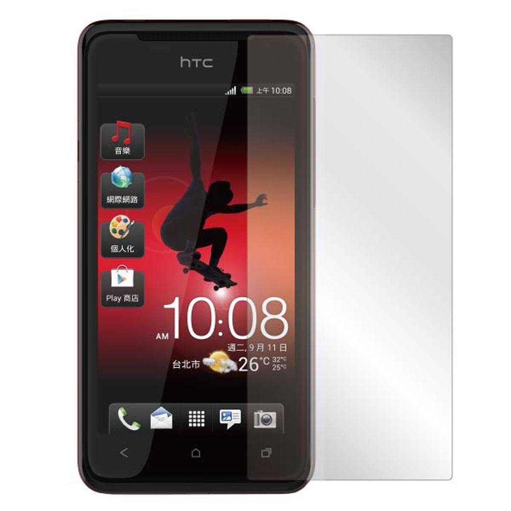ZIYA HTC J Z321E/ISW13HT 抗反射(霧面/防指紋)螢幕保護貼2入
