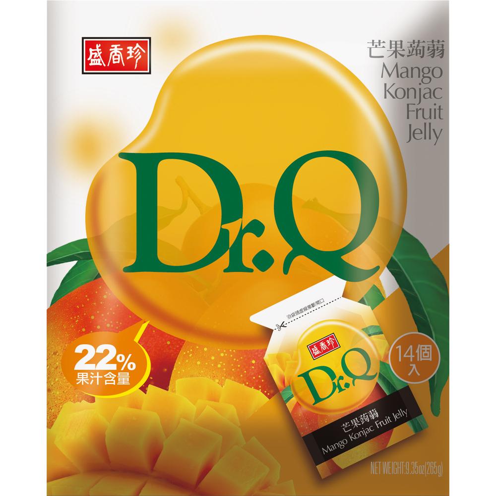 盛香珍 Dr. Q芒果蒟蒻(265g)