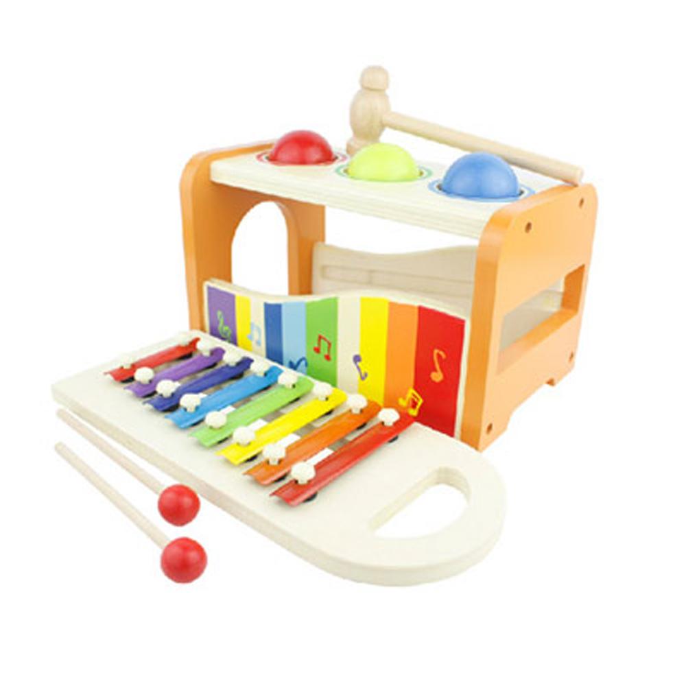 MingTa 敲琴+敲打玩具組