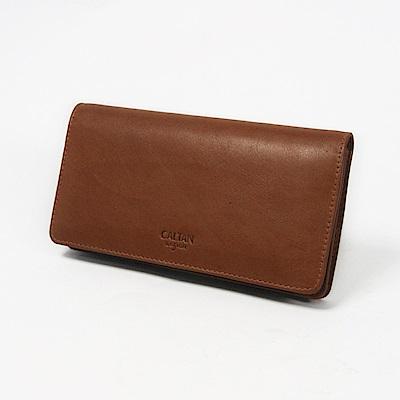 CALTAN-女夾 獨家設計長夾 可抽取式卡片收納皮件 鈔票容量大空間-074129cd