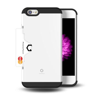 PhoneFoam Golf Fitiphone 6 /6s 插卡式防震手機殼
