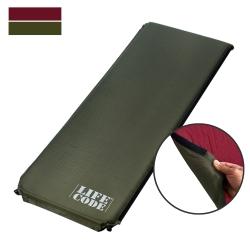 LIFECODE《雙面可用》自動充氣睡墊-厚5cm