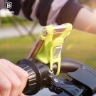 倍思 騎跡自行車車用手機座 手機支架 腳踏車導航支架