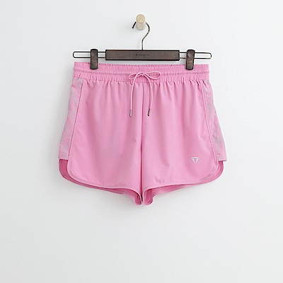 Hang Ten - 女裝 - ThermoContro抽繩運動短褲-粉紅色
