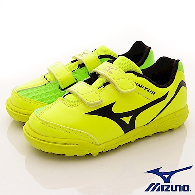 MIZUNO童鞋 IGNITUS足球鞋163345黃黑(中小童段)