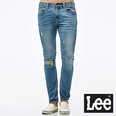 Lee 牛仔褲 709低腰合身小直筒牛仔褲- 男款