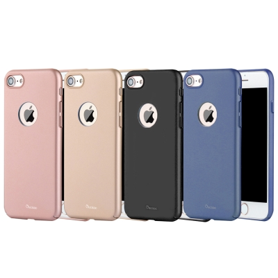 Oucase Apple iPhone 7 簡風膚感 PC 殼