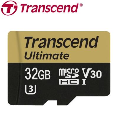 創見 32GB Ultimate microSDHC UHS-I (U3) 記憶卡