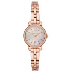 Michael Kors 光燦耀眼晶鑽都會腕錶-MK3834-26mm