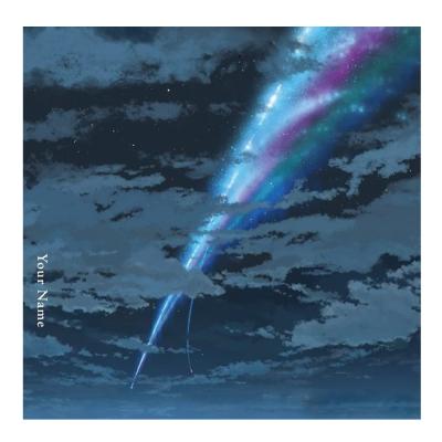 你的名字 動畫電影 電影原聲帶 CD OST