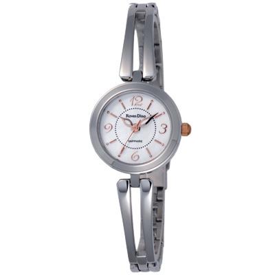 Roven Dino羅梵迪諾 寵愛佳人時尚腕錶-RD711-336W/23mm