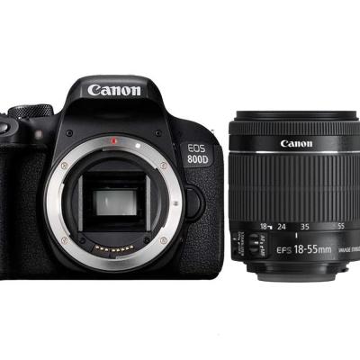 CANON 800D+18-55mm 單鏡組*(平輸中文)
