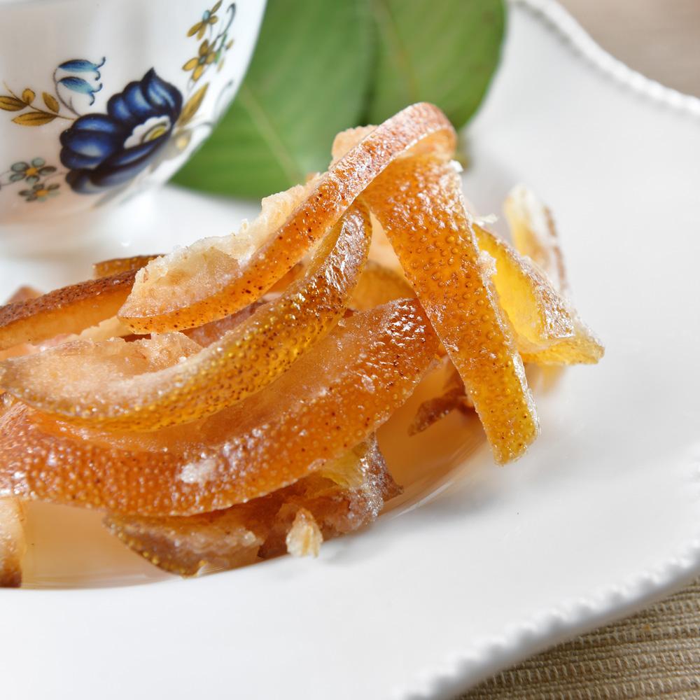 每日優果 鮮採柚子皮果乾(220g)