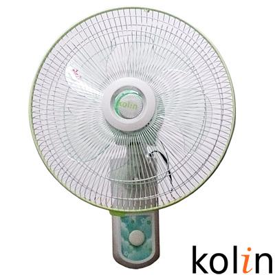 歌林kolin-14吋涼風壁扇(KF-SH142W)-快速到貨