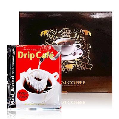 澤井咖啡 掛耳式咖啡-溫和(8gx50入)