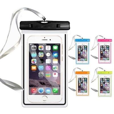 DataStone 手機防水袋/夜光型/可觸控 6吋以下手機通用-五色