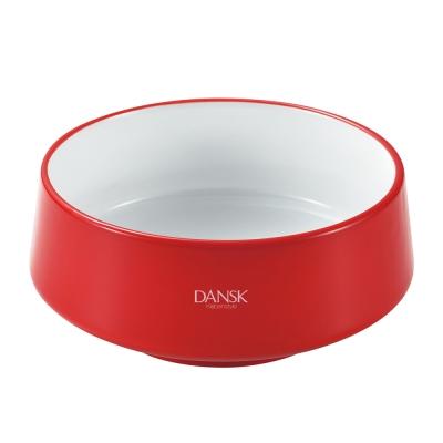 DANSK 陶瓷材質餐碗-(紅色)