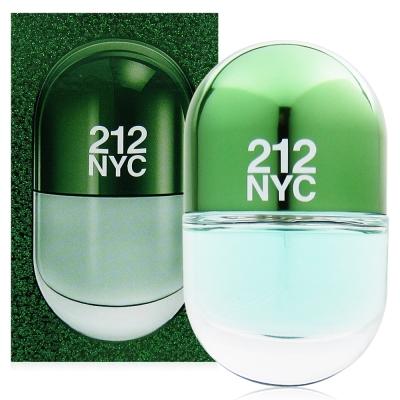 CH 212 NYC女性淡香水20ml(2017紐約膠囊版)