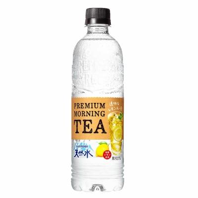 suntory 透明檸檬紅茶(550mlx24入)
