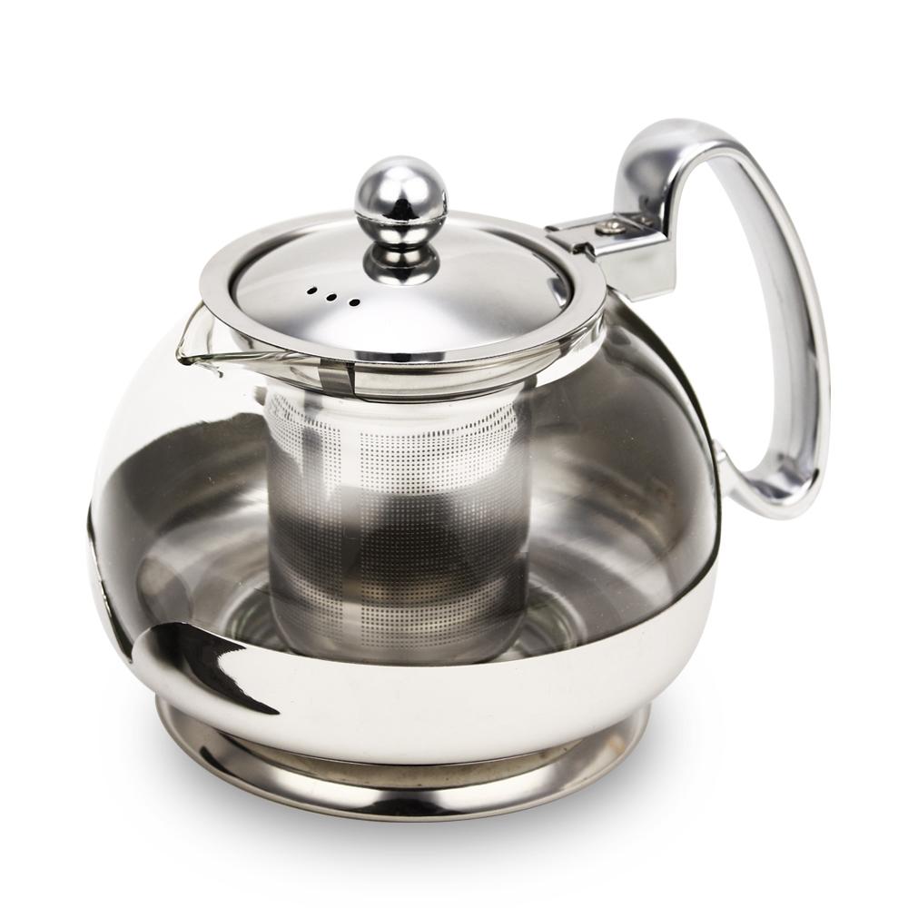 HIKARI日光生活  歐式茶壺750ML