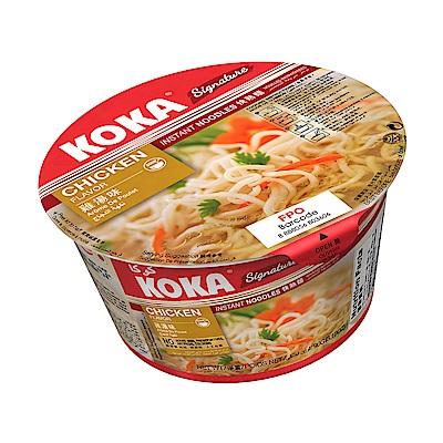 KOKA 雞湯味碗麵(90g)