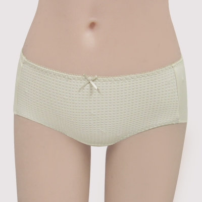 瑪登瑪朵-S-Select-低腰平口萊克內褲-天鵝膚
