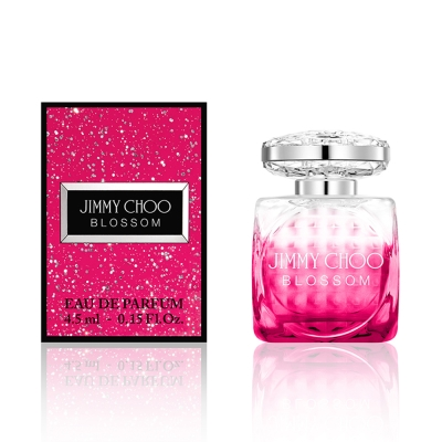 JIMMY CHOO 繽紛女性淡香精迷你瓶4.5ml