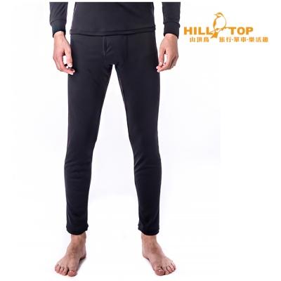 【hilltop山頂鳥】男款Thermolite吸濕衛生褲H57M45黑