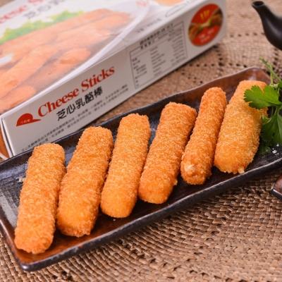 得福 小紅帽芝心乳酪棒 2盒 (400g/盒)