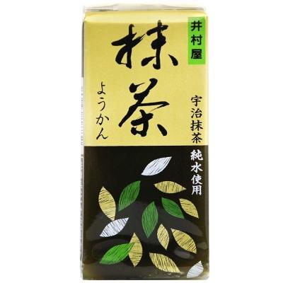 井村屋 迷你羊羹-抹茶(58g)
