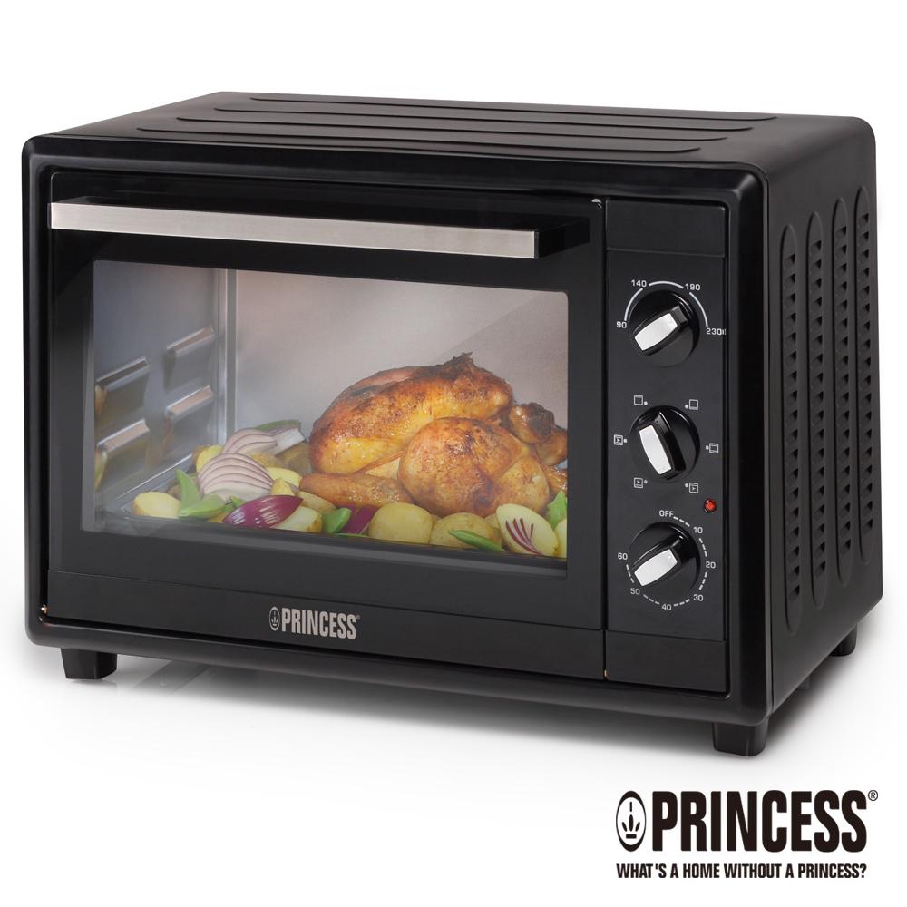 PRINCESS荷蘭公主35L旋風式雙玻大烤箱112372