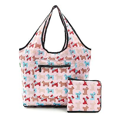 英國ECO CHIC旅行用休閒袋-雪納粉