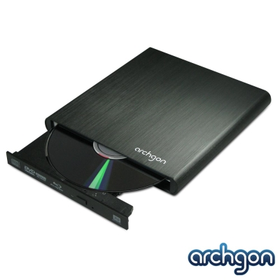 archgon-USB2-0外接式Blu-ray藍光燒錄機-MD-3107