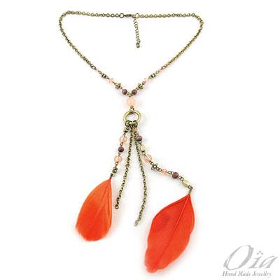 Oia伊亞-芝妮雅-異國風飾鍊