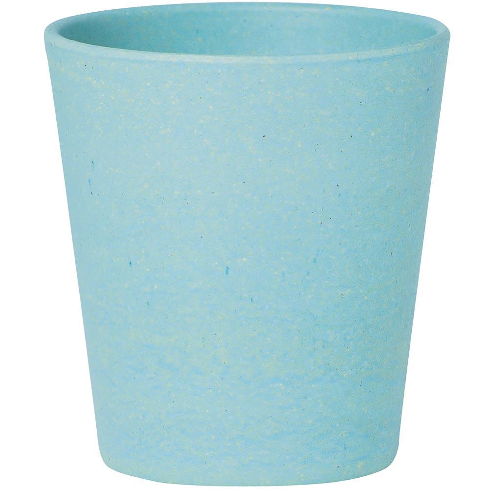 NOW Ecologie竹纖維水杯(水藍270ml)
