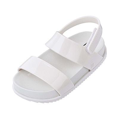 MINI MELISSA 果凍休閒童鞋-白色