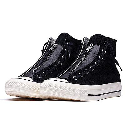 CONVERSE-男女休閒鞋159756C-黑