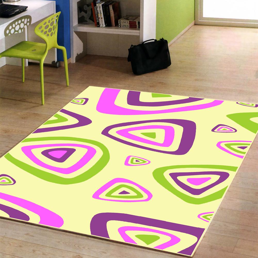 范登伯格 - 博斯 進口地毯 - 巧圈 (兩色可選) (中款 - 140x200cm)